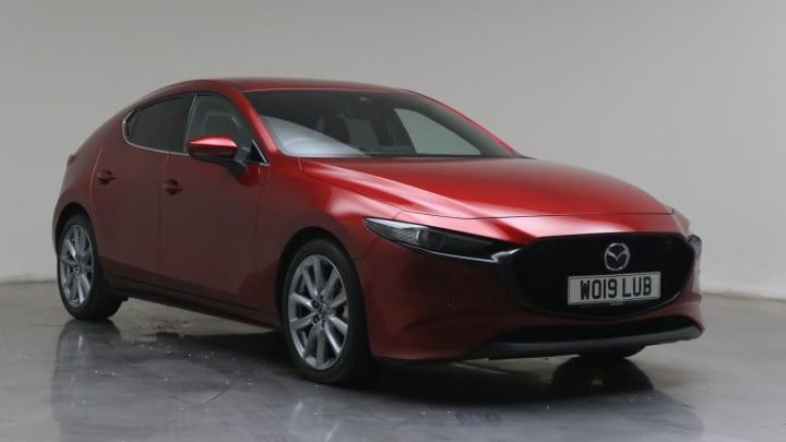 2019 used Mazda Mazda3 2L GT Sport SKYACTIV-G MHEV