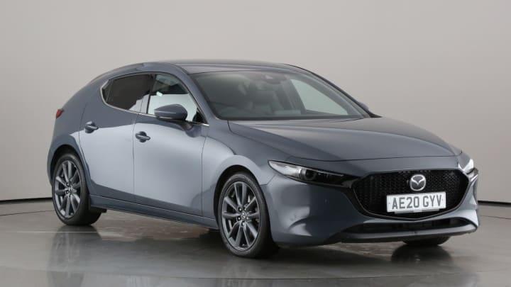 2020 used Mazda Mazda3 2L GT Sport Tech SKYACTIV-G MHEV