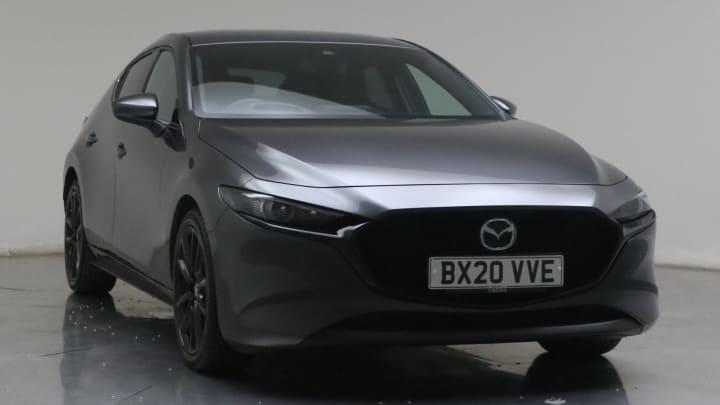 2020 used Mazda Mazda3 2L GT Sport SKYACTIV-X MHEV