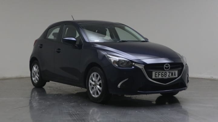 2019 used Mazda Mazda2 1.5L SE-L Nav+ SKYACTIV-G