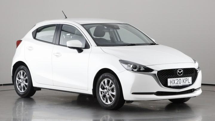 2020 used Mazda Mazda2 1.5L SE-L Nav MHEV SKYACTIV-G