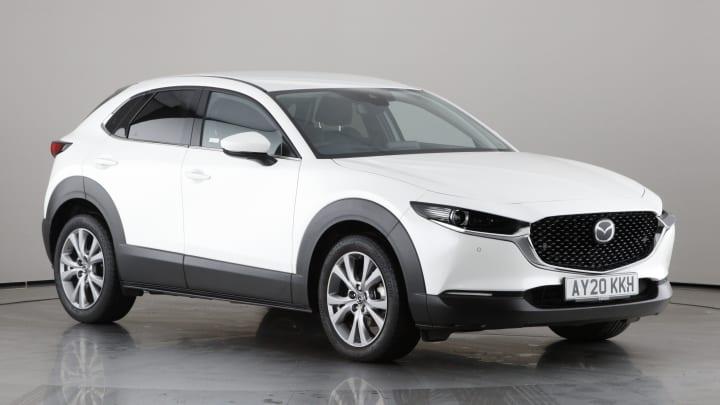 2020 used Mazda CX-30 2L Sport Lux SKYACTIV-G MHEV