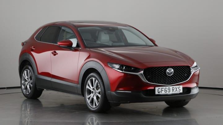 2019 used Mazda CX-30 2L GT Sport Tech SKYACTIV-X MHEV