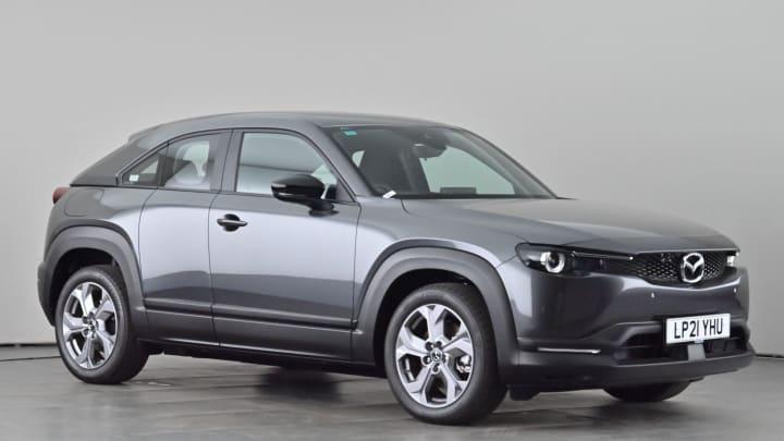 2021 subscription Mazda MX-30 SE-L Lux