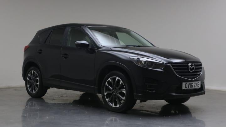 2016 Used Mazda CX-5 2.2L Sport Nav SKYACTIV-D