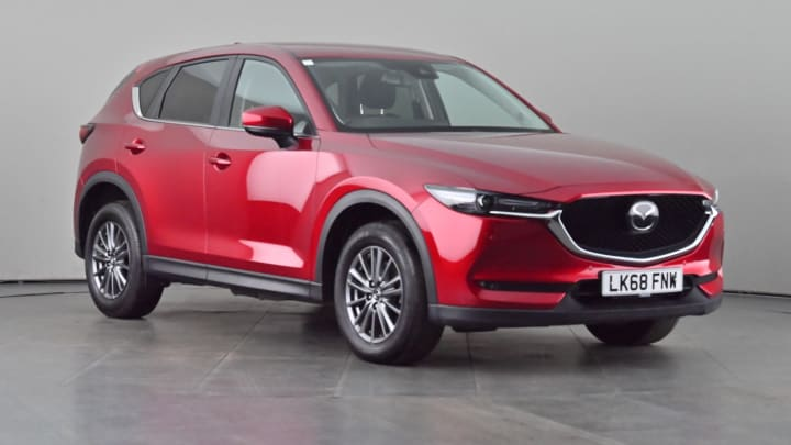 2018 used Mazda CX-5 2.2L SE-L Nav+ SKYACTIV-D