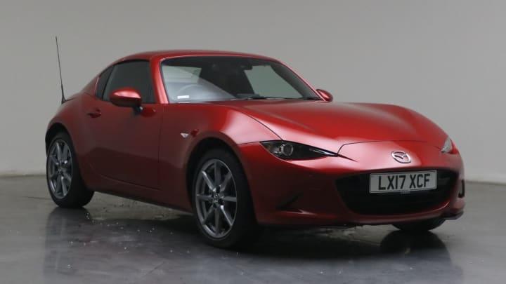 2017 used Mazda MX-5 RF 2L Sport Nav SKYACTIV-G