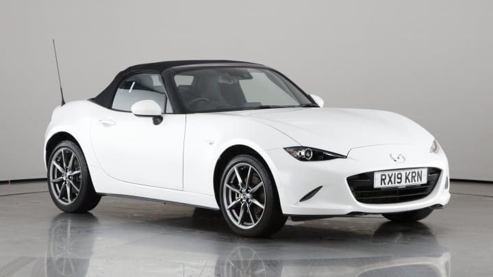 2019 used Mazda MX-5 2L Sport Nav+ SKYACTIV-G