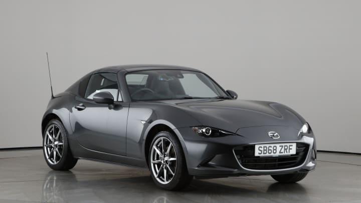 2019 used Mazda MX-5 RF 2L Sport Nav+ SKYACTIV-G
