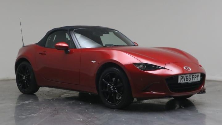 2016 used Mazda MX-5 2L Sport Nav SKYACTIV-G