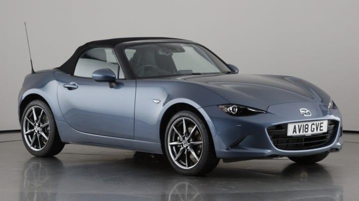 2018 used Mazda MX-5 2L Sport Nav SKYACTIV-G