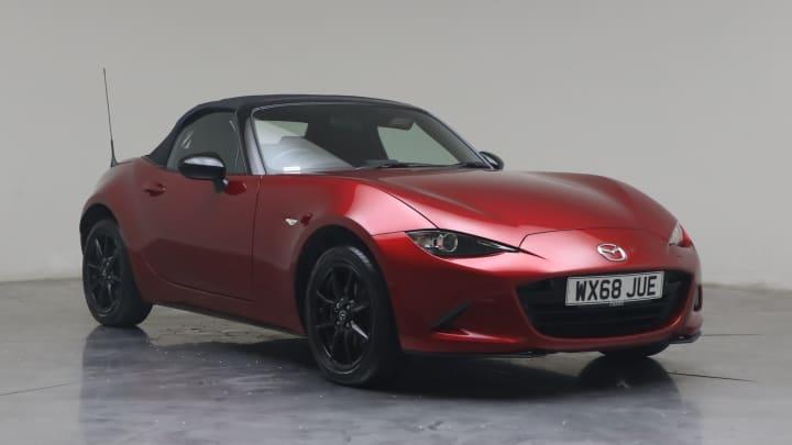2018 used Mazda MX-5 1.5L SE-L Nav+ SKYACTIV-G