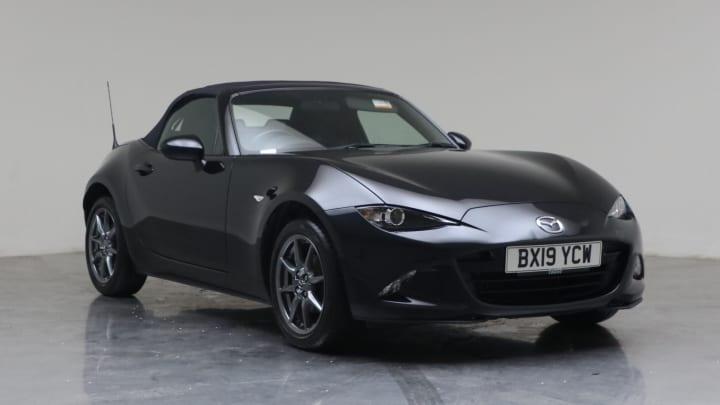 2019 Used Mazda MX-5 1.5L SE+ SKYACTIV-G