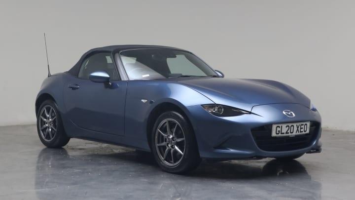 2020 used Mazda MX-5 1.5L Sport SKYACTIV-G