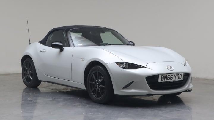2016 used Mazda MX-5 1.5L Sport Nav SKYACTIV-G