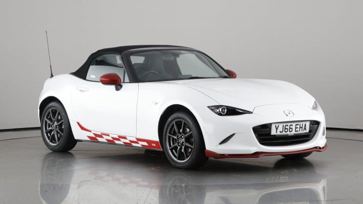 2016 used Mazda MX-5 1.5L Icon SKYACTIV-G