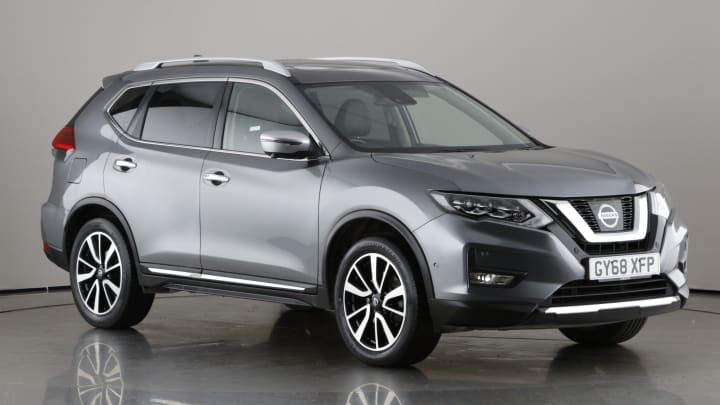 2018 used Nissan X-Trail 1.6L Tekna dCi