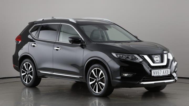 2017 used Nissan X-Trail 1.6L Tekna DIG-T
