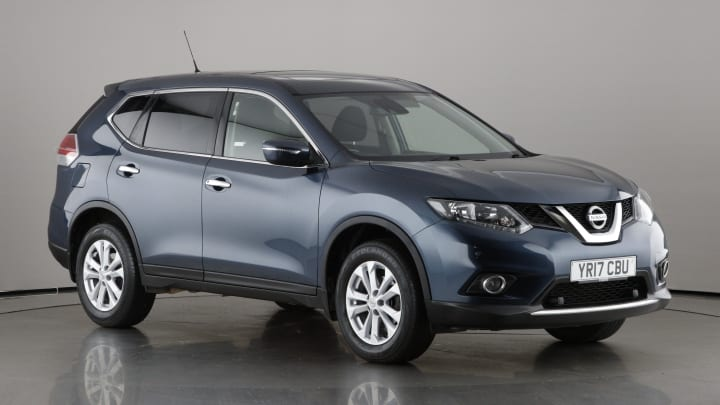 2017 used Nissan X-Trail 1.6L Acenta DIG-T