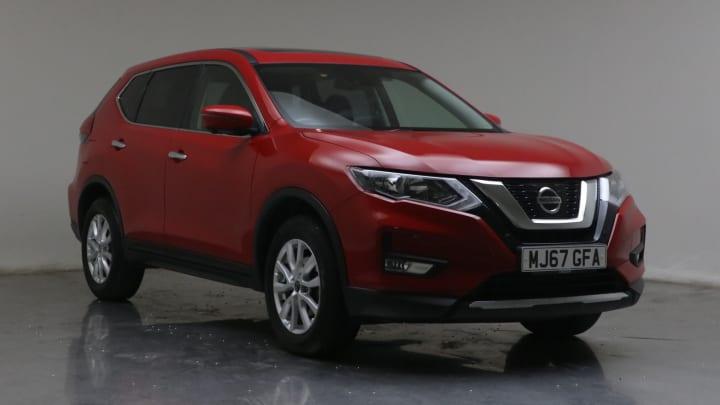 2018 used Nissan X-Trail 1.6L Acenta DIG-T
