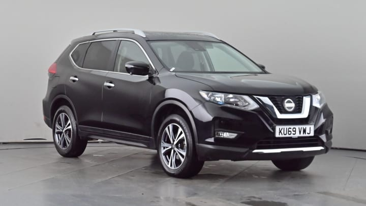 2019 used Nissan X-Trail 1.3L N-Connecta DIG-T