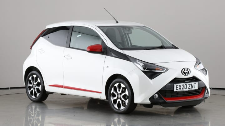2020 used Toyota AYGO 1L x-trend VVT-i