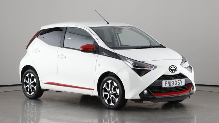 2019 used Toyota AYGO 1L x-trend VVT-i