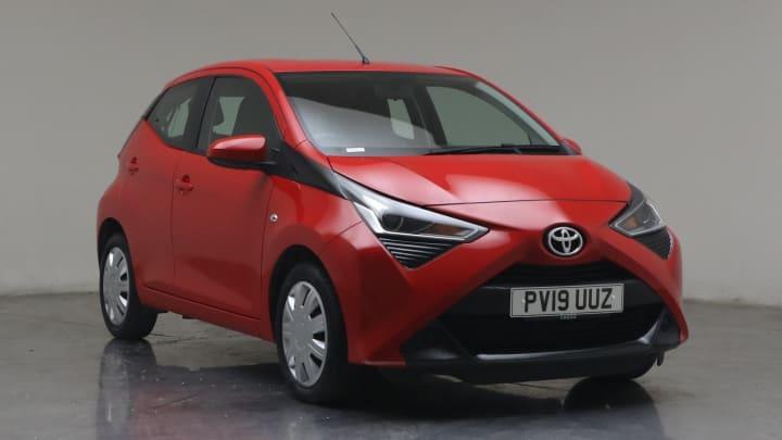 2019 used Toyota AYGO 1L x-play VVT-i