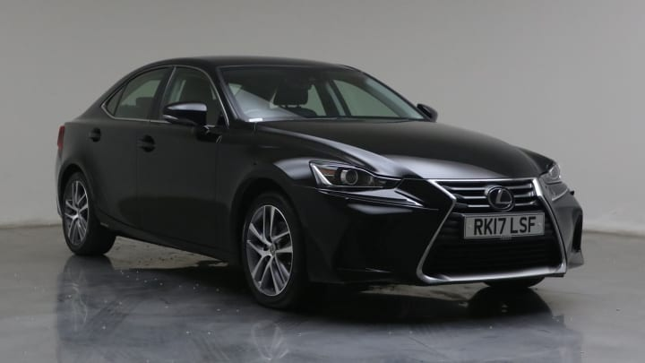 2017 used Lexus IS 300 2.5L Executive Edition