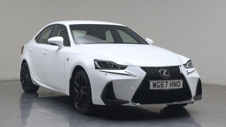 2017 used Lexus IS 300 2.5L F Sport