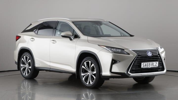 2019 used Lexus RX 450h 3.5L RX h V6