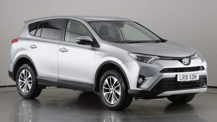 2018 used Toyota RAV4 2.5L Icon Tech VVT-h