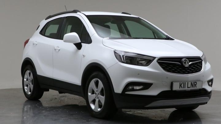 2018 Used Vauxhall Mokka X 1.6L Active CDTi