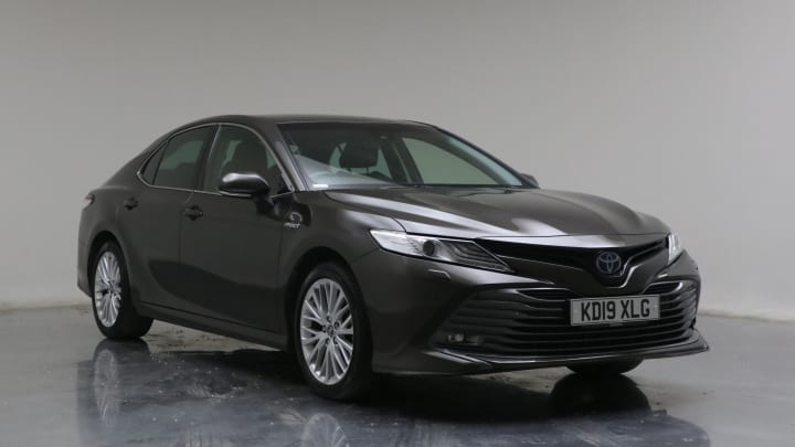 2019 Used Toyota Camry 2.5L Excel VVT-h