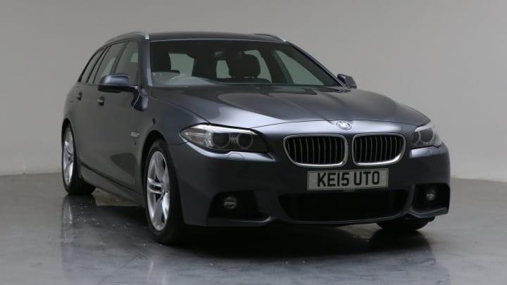 2015 Used BMW 5 Series 2L M Sport 525d