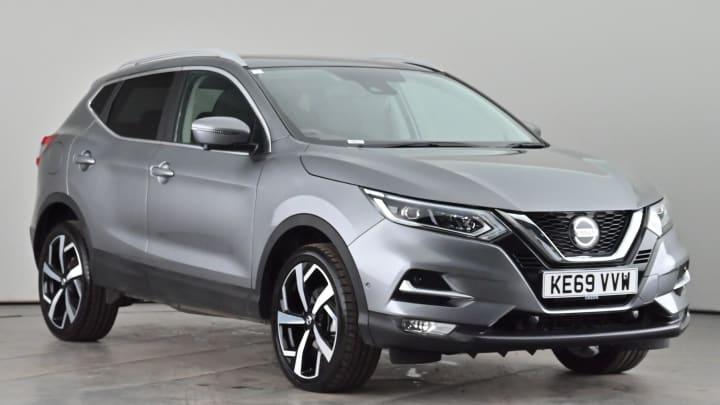 2020 used Nissan Qashqai 1.7L Tekna dCi