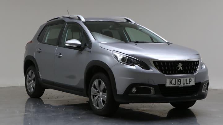 2019 Used Peugeot 2008 1.2L Signature PureTech