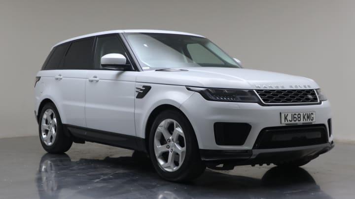 2019 Used Land Rover Range Rover Sport 3L HSE SD V6