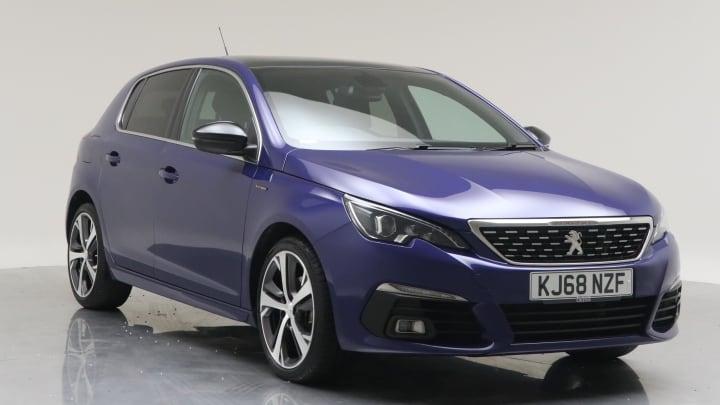 2019 Used Peugeot 308 1.5L GT Line BlueHDi