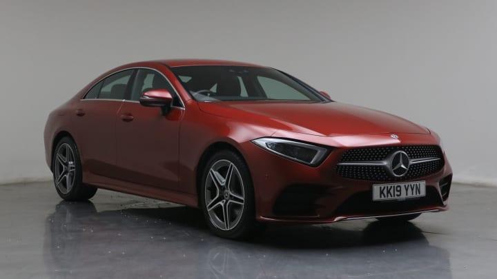 2019 used Mercedes-Benz CLS 2.9L AMG Line CLS350d
