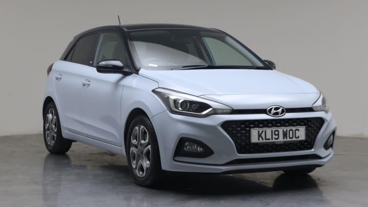 2019 Used Hyundai i20 1L Play T-GDi