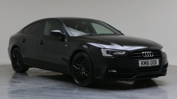 2016 Used Audi A5 1.8L Black Edition Plus TFSI