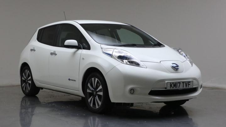 2017 Used Nissan Leaf Tekna