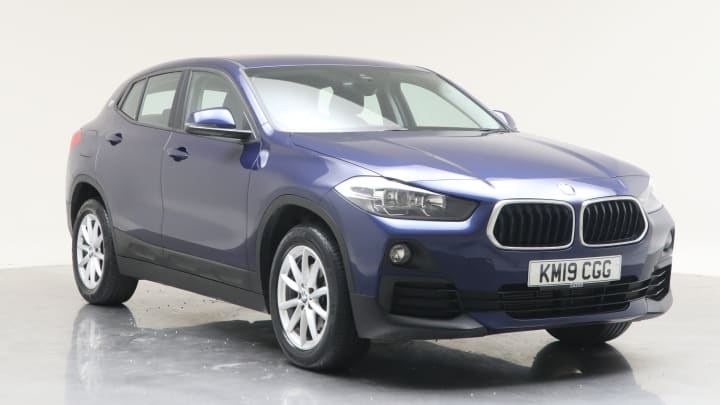 2019 Used BMW X2 2L SE 18d