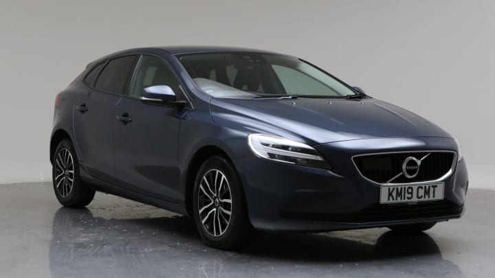 2019 Used Volvo V40 2L Momentum Edition D2