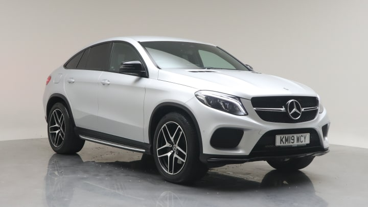 2019 Used Mercedes-Benz GLE Class 3L AMG Night Edition GLE350d