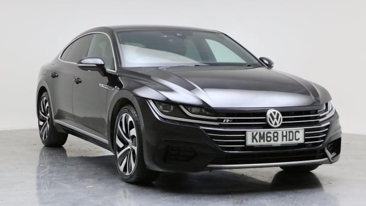 2018 Used Volkswagen Arteon 2L R-Line TDI
