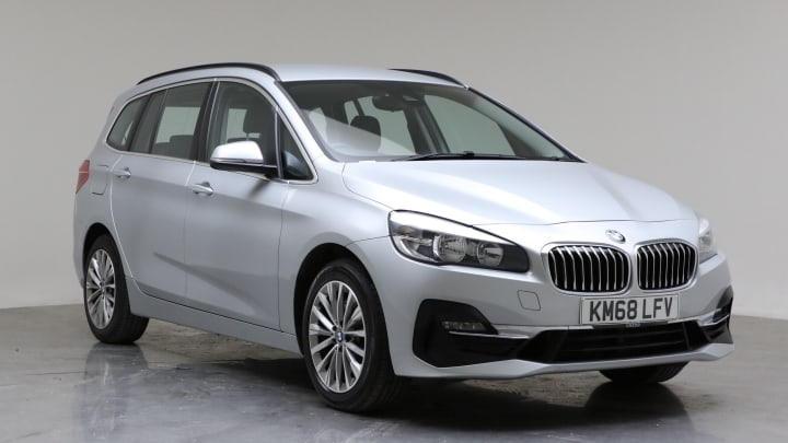 2018 Used BMW 2 Series Gran Tourer 2L Luxury 220d