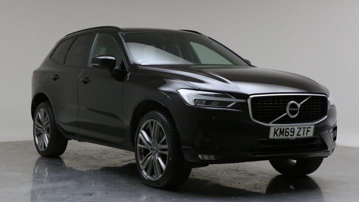 2019 Used Volvo XC60 2L R-Design Pro MHEV B5