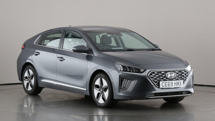 2019 used Hyundai IONIQ 1.6L 1st Edition h-GDi